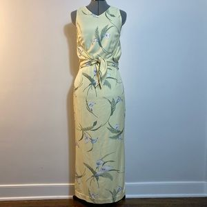 Tommy Bahama Silk Resort Maxi Dress